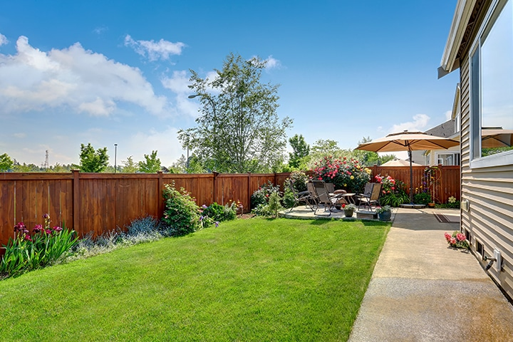 coût de l'aménagement paysager d'un jardi
